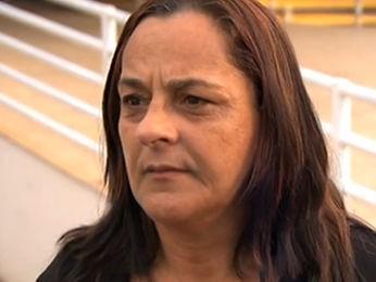 Irmã do ex-presidente Lula foi detida por crime eleitoral em Cuiabá (Foto: Reprodução / TVCA)
