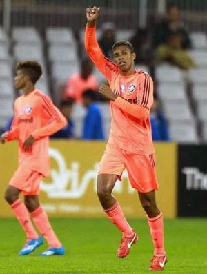 Lorran, jogador do Fluminense (Foto: Divulgação)