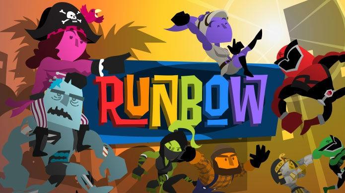 Melhores jogos de 2016 para Wii U: Runbow Deluxe (Foto: Divulgação/13 Am Games)