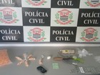 Adolescente é detido por tráfico de drogas em Taubaté, SP