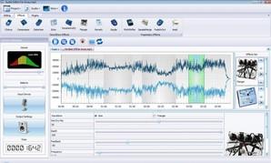 NewVisionSoft Audio Editor, editor de áudio