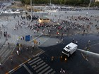Polícia retoma controle da Praça Taksim em Istambul
