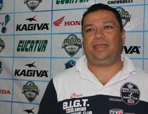 Ednei Gomes, presidente do Genus (Foto: Hugo Crippa)