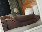 Deborah Secco comemora reta final de gravidez : '34 semanas'