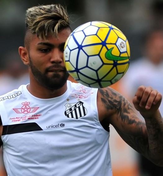 buraco da selesantos (Ivan Storti/Santos FC)