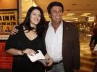 Sônia Lima sobre estado de saúde de Wagner Montes: 'Melhor do que nunca'