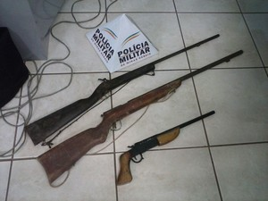 Operação Chegada Coromandel (Foto: Divulgação/Polícia Militar)