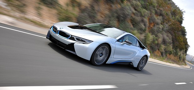 BMW i8 (Foto: Divulgação)