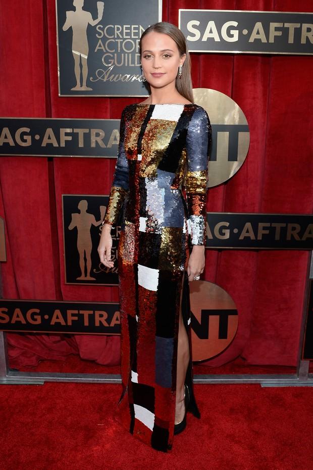 Alicia Vikander (Foto: Getty Image)