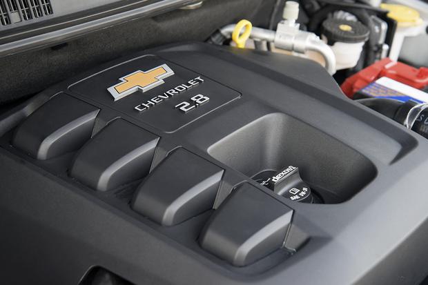 Chevrolet Trailblazer turbodiesel (Foto: Divulgação)