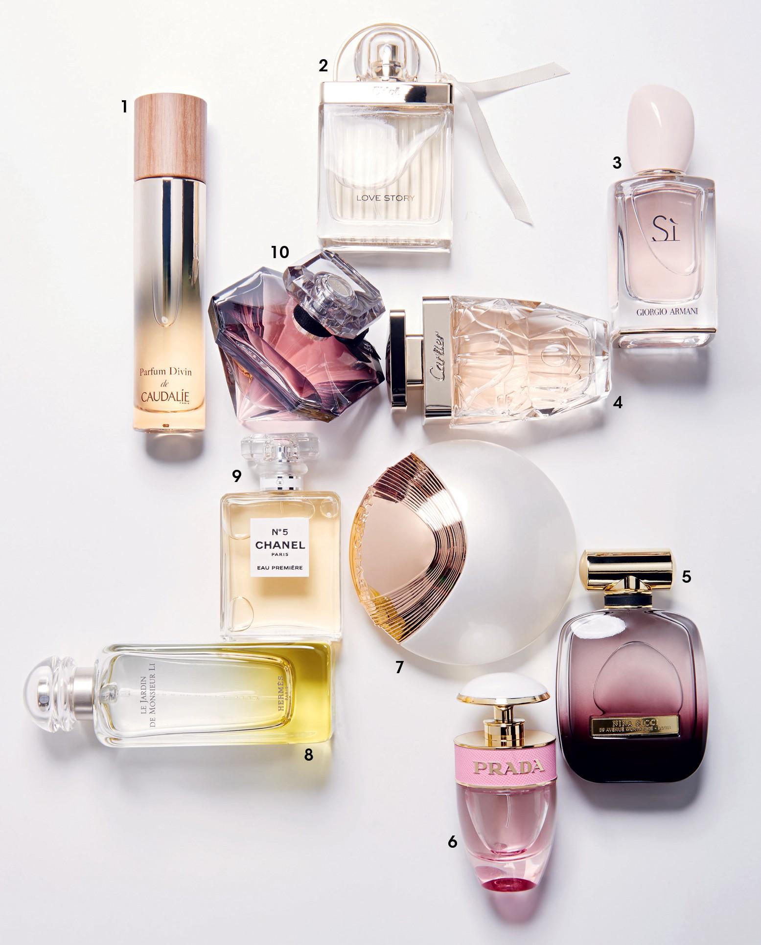 Best buy: Vogue seleciona os 10 melhores perfumes de 2015