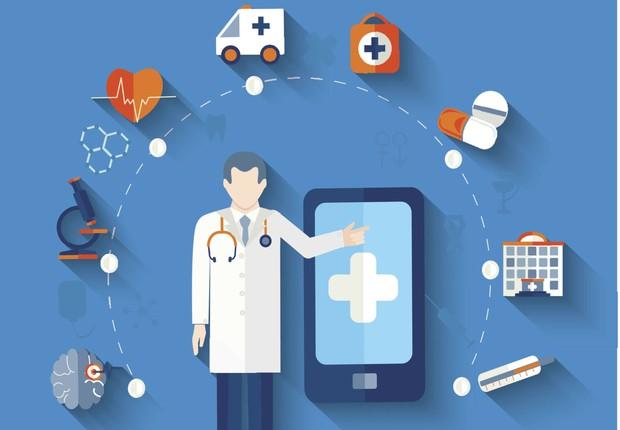 Soluções integradas na área da saúde (Foto: Caminhos Para o Futuro)