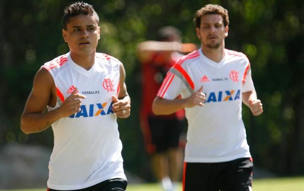 boa notícia (Gilvan de Souza/Fla Imagem)