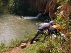 Pescadores localizam corpo de homem morto após queda de moto