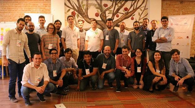 Novos empreendedores da Artemísia (Foto: Divulgação)