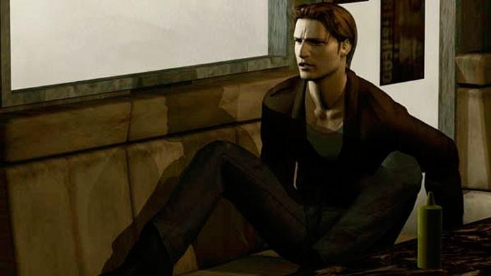 Harry Mason foi o primeiro protagonista da série Silent Hill (Foto: Divulgação)
