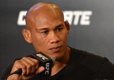 Ronaldo Jacaré; UFC 198 (Foto: Jason Silva)