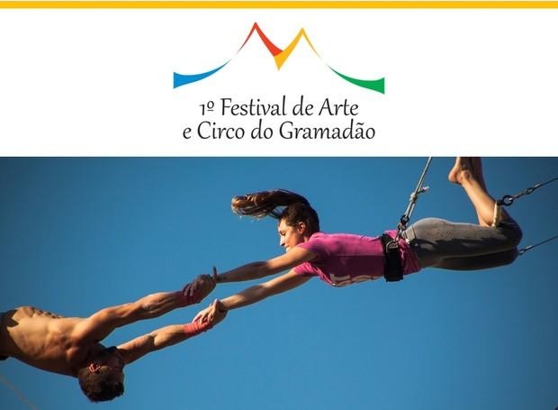 1º FESTIVAL DE ARTE E CIRCO DO GRAMADÃO (Foto: Divulgação/ RPC)