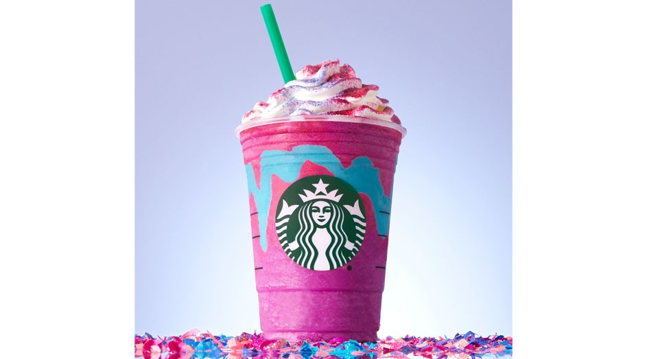 Starbucks, Frapuccino, Unicornio (Foto: Divulgação)