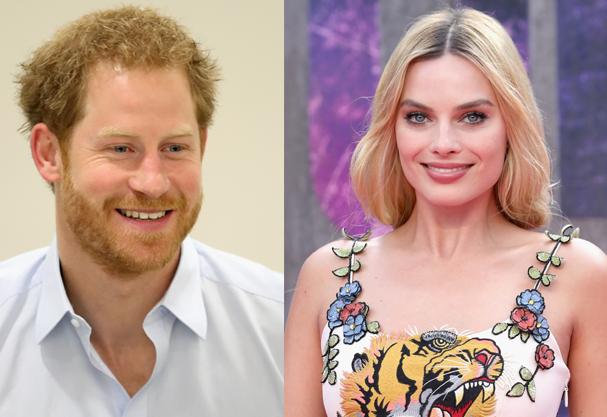 Margot Robbie e Harry bem que podiam namorar, né? Pronto, jogamos essa ideia pro universo (Foto: Chris Jackson / Getty Images)