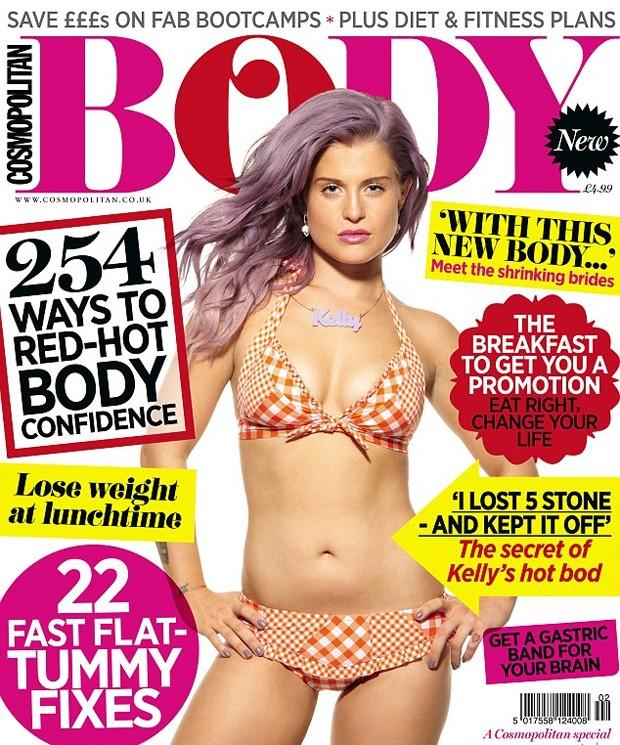 Kelly Osbourne (Foto: Cosmopolitan/Reprodução)