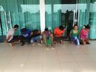 Quadrilha que traficava drogas em Mucajaí, RR, é presa em operação