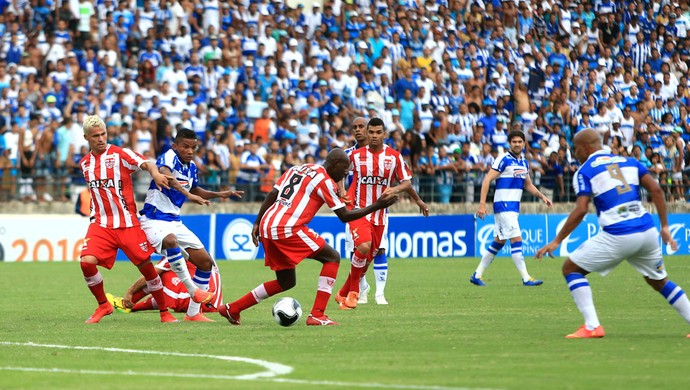 CSA x CRB - Campeonato Alagoano - Hexagonal (Foto: Ailton Cruz/Gazeta de Alagoas)