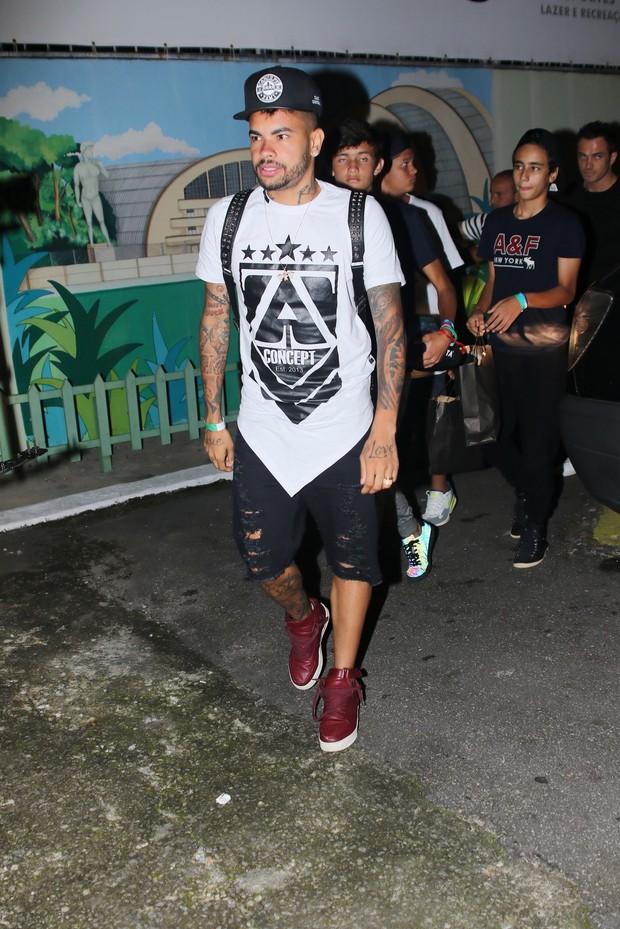 Dentinho (Foto: Thiago Duran/AgNews)