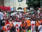 Passeata com 10 mil pessoas pede acordo climático na África do Sul