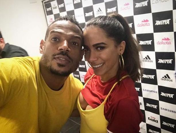 Anitta e Marlon (Foto: Reprodução/Instagram)
