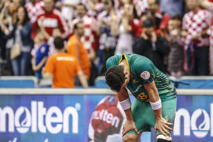 Brasil x Croácia Mundial handebol (Foto: Wander Roberto/CBHb)