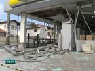 Três suspeitos de explosão de agência de banco são presos no ES
