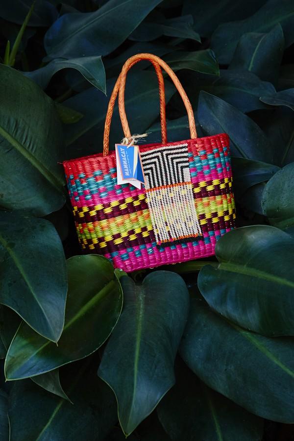 Bolsa da coleção Abi Menire (Foto: Bruno Stuckert )