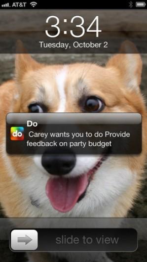 Do – Social Productivity