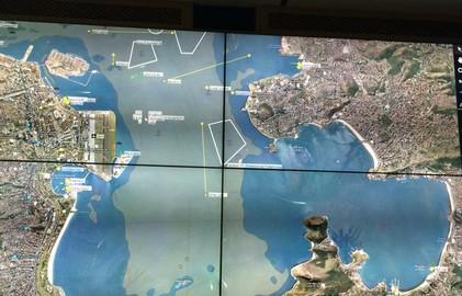 Projeto da Marinha para reprimir tráfico de drogas, armas e pesca ilegal