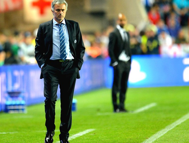 Mourinho Bayern de Munique e Chelsea Super copa (Foto: Getty Images)