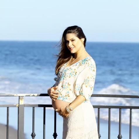 Fernanda Machado (Foto: Robert Riskin)