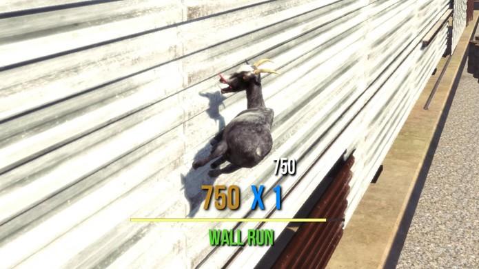 O Wall Run é uma habilidade simples para atravessar certos locais ou subir em outros (Foto: Reprodução/Rafael Monteiro)