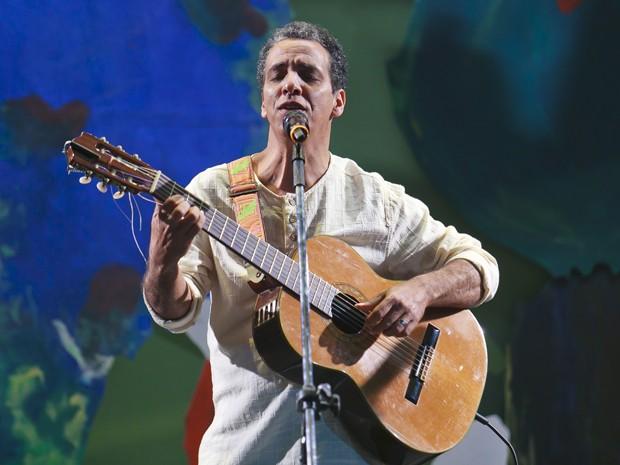 O cantor Luís Perequê (Foto: Divulgação)