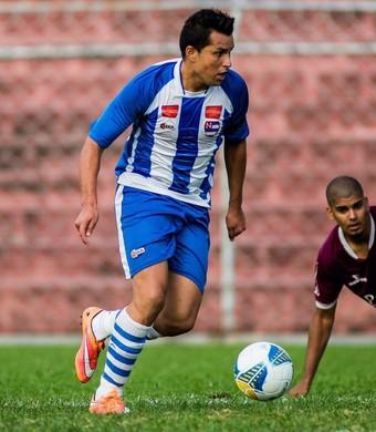 Jorge Mauá atacante (Foto: Arquivo Pessoal)