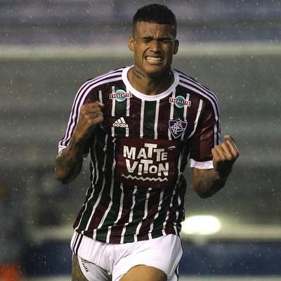 kenedy fluminense x barra mansa (Foto: Nelson Perez/Fluminense FC)