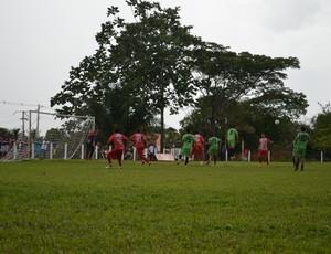 Jogos do Campeonato de Férias (Foto: João Paulo Maia)