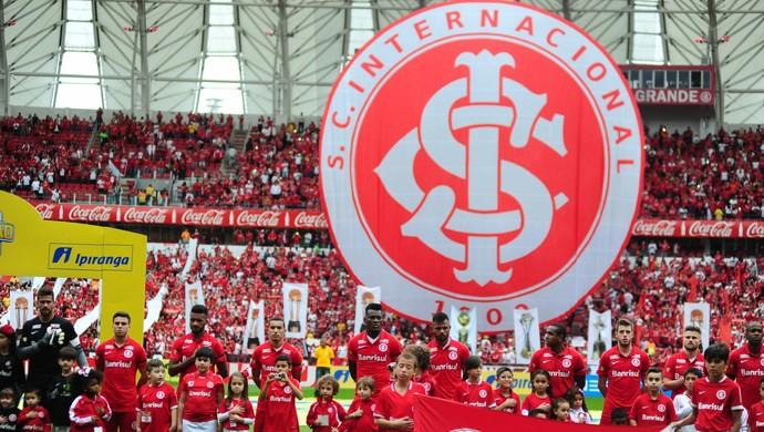 Festa torcida Inter Beira-Rio (Foto: Ricardo Duarte / Divulgação, Inter)