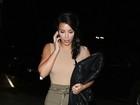 Look justinho revela lingerie comportada de Kim Kardashian