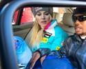Musa do esqui, Lindsey Vonn anuncia fim de namoro com lenda Tiger Woods