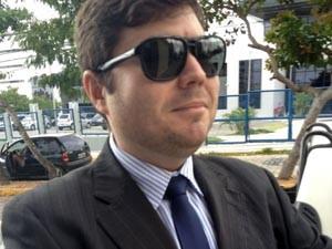 Thiago Tinoco não irá recorrer (Foto: Arquivo pessoal)