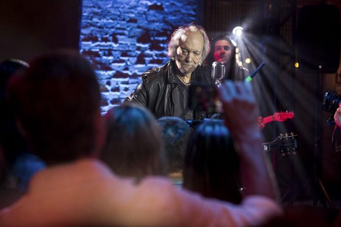 Erasmo deu o maior show no Rota 94! (Foto: Ellen Soares/Gshow)