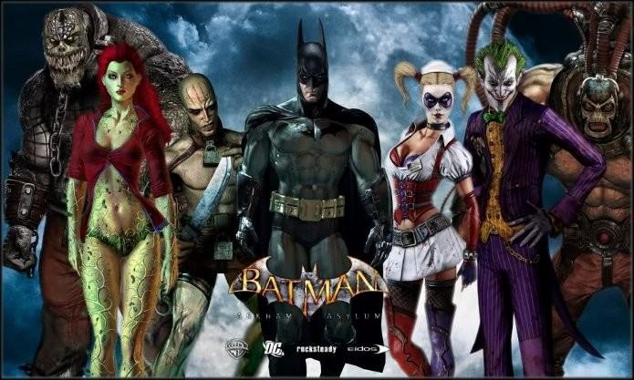 Batman: Arkham Asylum e Driveclub serão dois dos games gratuitos da PS Plus em outubro. (Foto: Divulgação)
