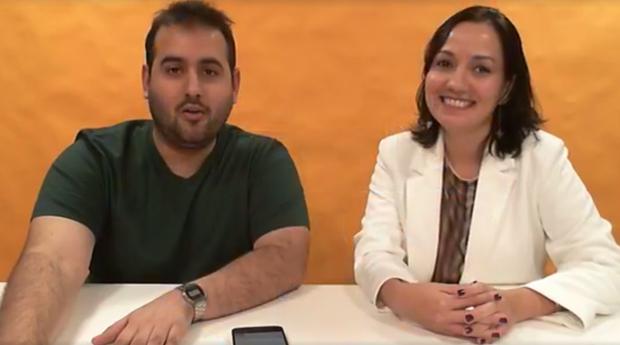 PEGN fez Facebook Live com Karyna Muniz, do Sebrae-SP (Foto: Reprodução)
