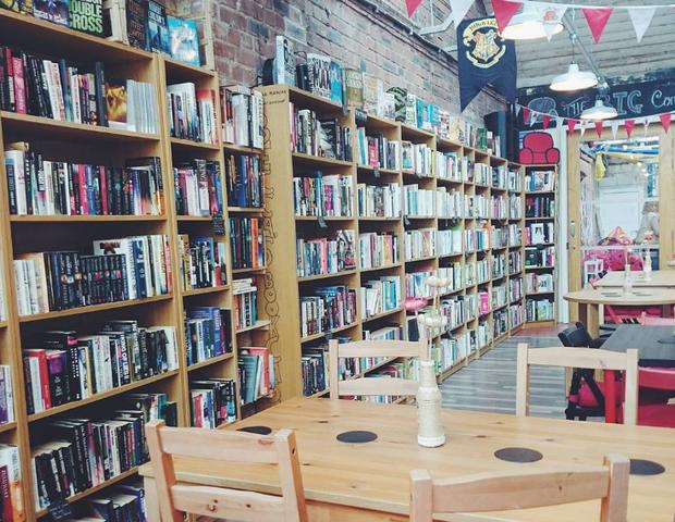livraria  (Foto: Reprodução/Instagram)